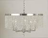 Framburg Lighting (2276) 5-Light Princessa Dining Chandelier
