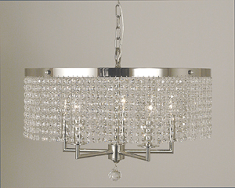 Framburg Lighting - Mirabelle Dining Chandeliers in Polished Silver - FBG-2276