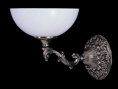 Framburg Lighting (8401) 1-Light Napoleonic Wall Sconce
