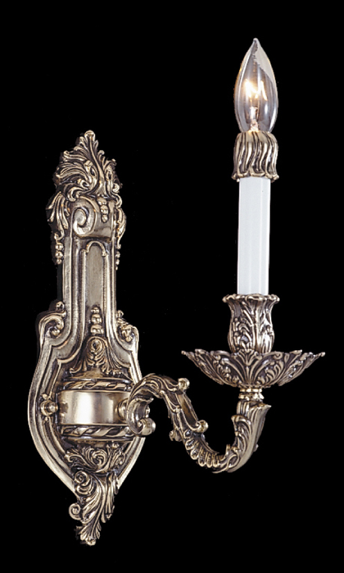 Framburg Lighting - Napoleonic Bath and Sconces in French Brass - FBG-8701