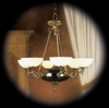 Framburg Lighting - Napoleonic Dining Chandeliers in French Brass - FBG-8406