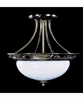 Framburg Lighting (8398) Two Light Semi-Flush Mount from the Napoleonic Collection