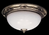 Framburg Lighting (8410) 3-Light Napoleonic Flush / Semi-Flush Mount