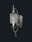 Framburg Lighting - Nocturne Bath and Sconces in Polished Silver - FBG-2041