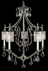 Framburg Lighting (2045) 5-Light Princessa Dining Chandelier