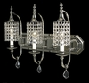 Framburg Lighting (2049) 3-Light Princessa Dining Chandelier