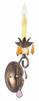 Framburg Lighting - Polonaise Bath and Sconces in Harvest Bronze - FBG-1631