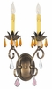 Framburg Lighting - Polonaise Bath and Sconces in Harvest Bronze - FBG-1632
