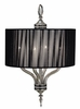 Framburg Lighting (1084) 4-Light Princessa Dinette Chandelier