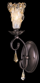 Framburg Lighting - Rhapsody Bath and Sconces in Mahogany Bronze - FBG-9721