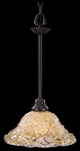 Framburg Lighting - Rhapsody Pendants in Mahogany Bronze - FBG-9720