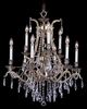 Framburg Lighting - Vienna Dining Chandeliers in Harvest Bronze - FBG-8429