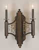 Framburg Lighting (5072) Two Light Sconce from the Princessa Collection
