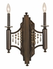 Framburg Lighting (5072) 2-Light Princessa Wall Sconce