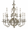 Framburg Lighting (1882) 12-Light Kensington Dining Chandelier