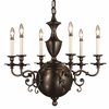 Framburg Lighting (1886) 6-Light Kensington Dining Chandelier