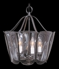 Framburg Lighting - Yorkshire Foyer Chandeliers in Mahogany Bronze - FBG-6750