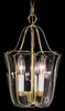Framburg Lighting - Yorkshire Foyer Chandeliers in Polished Brass - FBG-2040