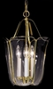 Framburg Lighting - Yorkshire Foyer Chandeliers in Polished Brass - FBG-2080