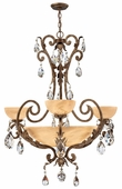 Fredrick Ramond Barcelona Collection Chandelier - Fr-Fr44100Frm
