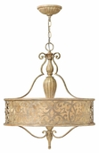 Fredrick Ramond Carabel Collection 3Lt Chandelier - Fr-Fr44623Bch