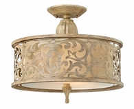 Fredrick Ramond Carabel Collection Sm Semi Flush Foyer - Fr-Fr44621Bch