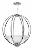 Fredrick Ramond Mondo Collection Pendant 1Lt Foyer - Fr-Fr49294Pcm
