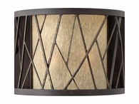 Fredrick Ramond Nest Collection 2 Lt Wall Sconce - Fr-Fr41610Orb