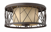 Fredrick Ramond Nest Collection Flush Mount Foyer - Fr-Fr41611Orb