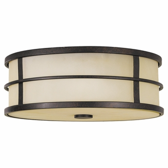 Fusion Collection Flushmount from Murray Feiss Lighting -FM257