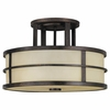 Fusion Collection Semi-Flush from Murray Feiss Lighting -SF217