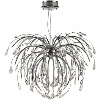 Palm Pendant Chandelier