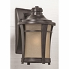 Harmony- Americana Style Harmony Outdoor Fixture In Imperial Bronze Finish From Quoizel Lighting- HY8409IBFL