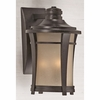 Harmony- Americana Style Harmony Outdoor Fixture In Imperial Bronze Finish From Quoizel Lighting- HY8411IBFL