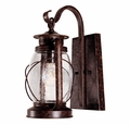 Rustic Outdoor Wall Sconces