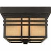 Hillcrest- Arts & Crafts Style Hillcrest Outdoor Fixture In Imperial Bronze Finish From Quoizel Lighting- HC1612IB