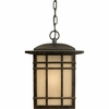 Hillcrest- Arts & Crafts Style Hillcrest Outdoor Fixture In Imperial Bronze Finish From Quoizel Lighting- HC1909IB