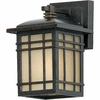 Hillcrest- Arts & Crafts Style Hillcrest Outdoor Fixture In Imperial Bronze Finish From Quoizel Lighting- HC8406IBFL