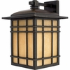 Hillcrest- Arts & Crafts Style Hillcrest Outdoor Fixture In Imperial Bronze Finish From Quoizel Lighting- HC8411IB