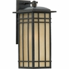 Hillcrest- Arts & Crafts Style Hillcrest Outdoor Fixture In Imperial Bronze Finish From Quoizel Lighting- HCE8409IBFL