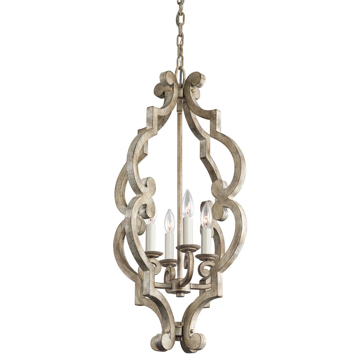 Shabby Chic Pendant Lighting Home Decor