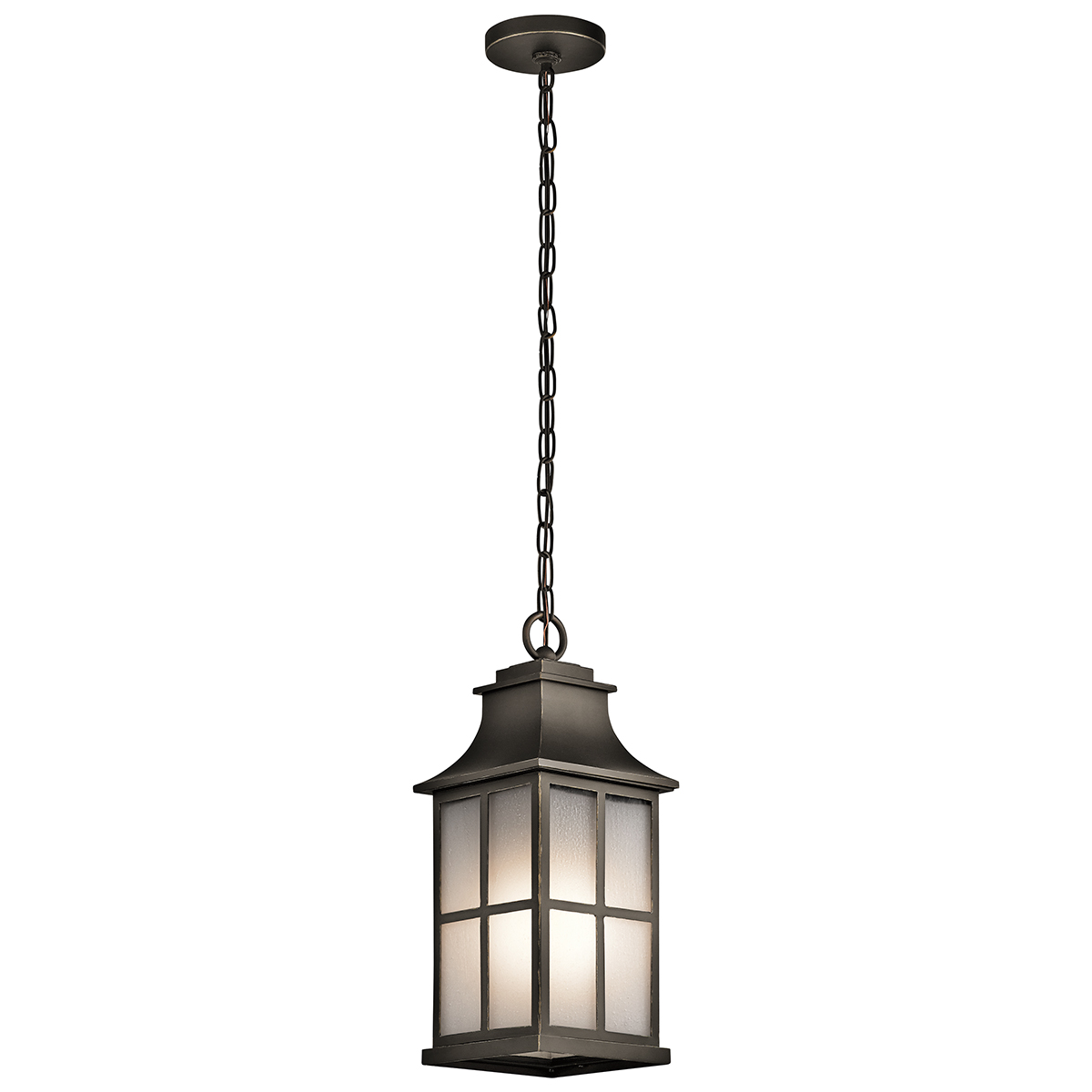 Kichler Lighting 49582OZ Pallerton Way 1 Light Outdoor