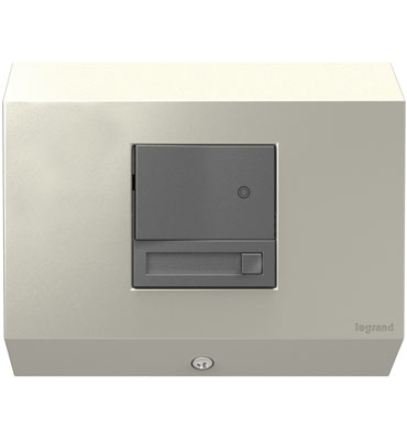 Legrand APCB1TM4 Adorne Control Box With Paddle Dimmer