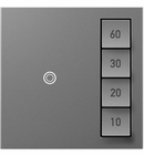 Legrand (ASTM2M2) adorne SensaSwitch, Manual-ON/Timed-OFF