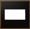 Legrand (AWC2GOB4) adorne Oil-Rubbed Bronze, 2-Gang Wall Plate