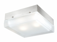 "Vaxcel Lighitng (CC56707) Loft 7-1/2"" Flush Mount"