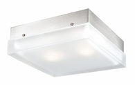 "Vaxcel Lighitng (CC56709) Loft 9"" Flush Mount"