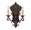 Savoy House Lighting (9-0159-2-76) Southerby 2 Light Sconce in Florencian Bronze Finish