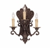 Savoy House Lighting (9-0158-3-76) Southerby 3 Light Sconce in Florencian Bronze Finish