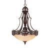 Savoy House Lighting (7-0154-3-76) Southerby Pendant in Florencian Bronze Finish